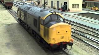 Class 37 Startup with upgraded sound