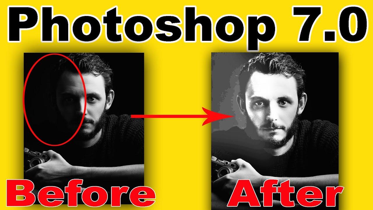 Most Useful Advance Tips & Trick Of Photoshop 7 || एडोब फॉटोशॉप ७.0 का एडवांस टिप्स & ट्रिक in Hindi