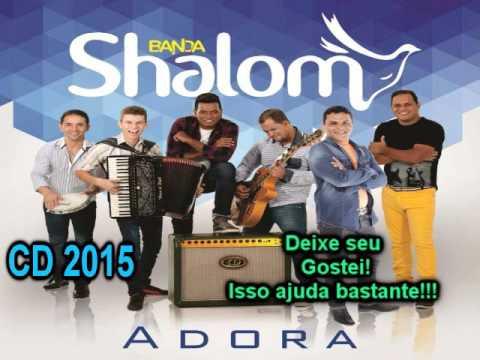 Banda Shalom CD 2015 Completo
