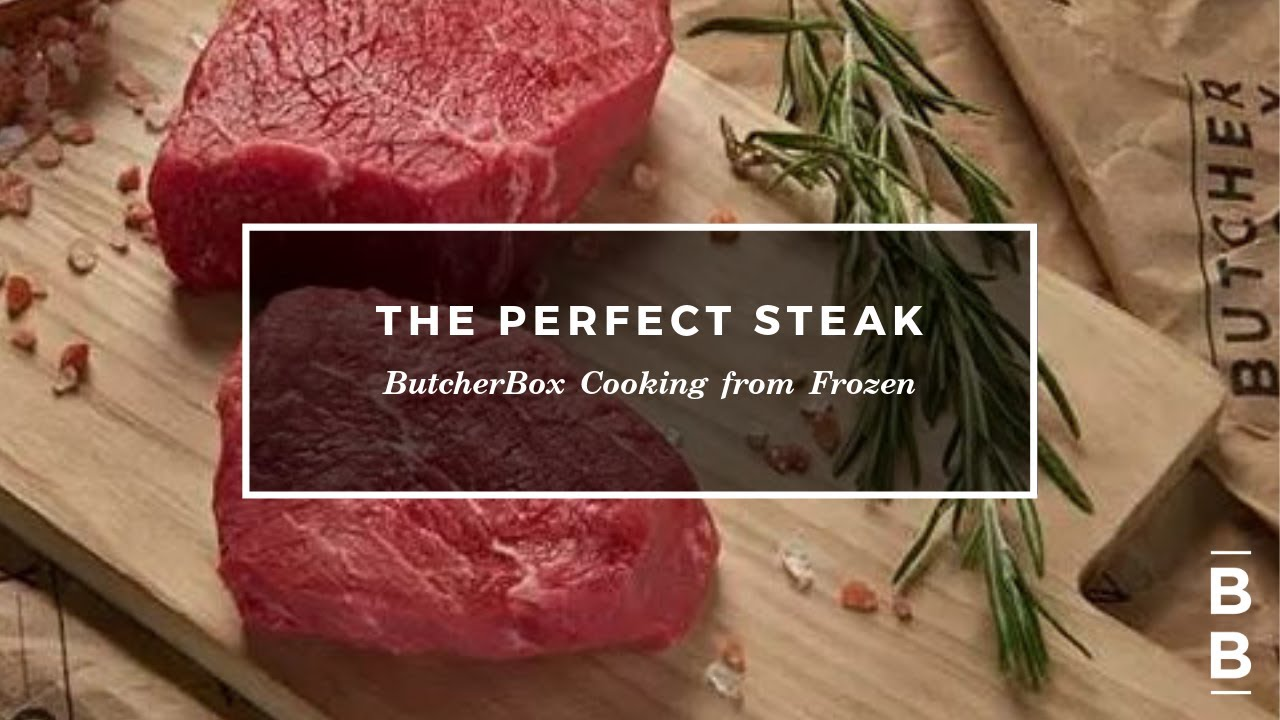 Cook Perfect Frozen Steak In Under 30 Minutes
