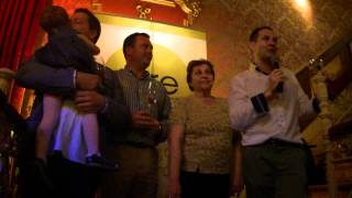 Bogeda Herrero. Presentación del vino ERRE de Herrero 30/5/2012