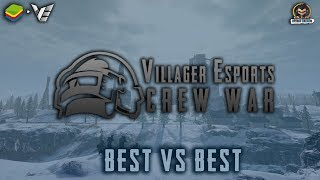 Villager Esports • Crew War [Week 1] | Powered By - Bluestacks