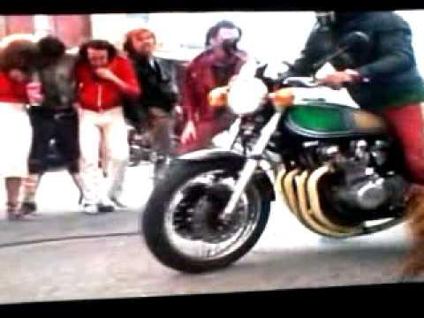 Kawasaki - Z1000 - Mad Max -1 Year 1979 - YouTube