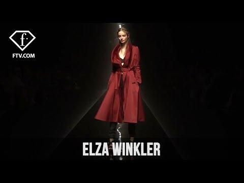 Tokyo Fashion Week Spring/Summer 2018 - Elza Winkler | FashionTV