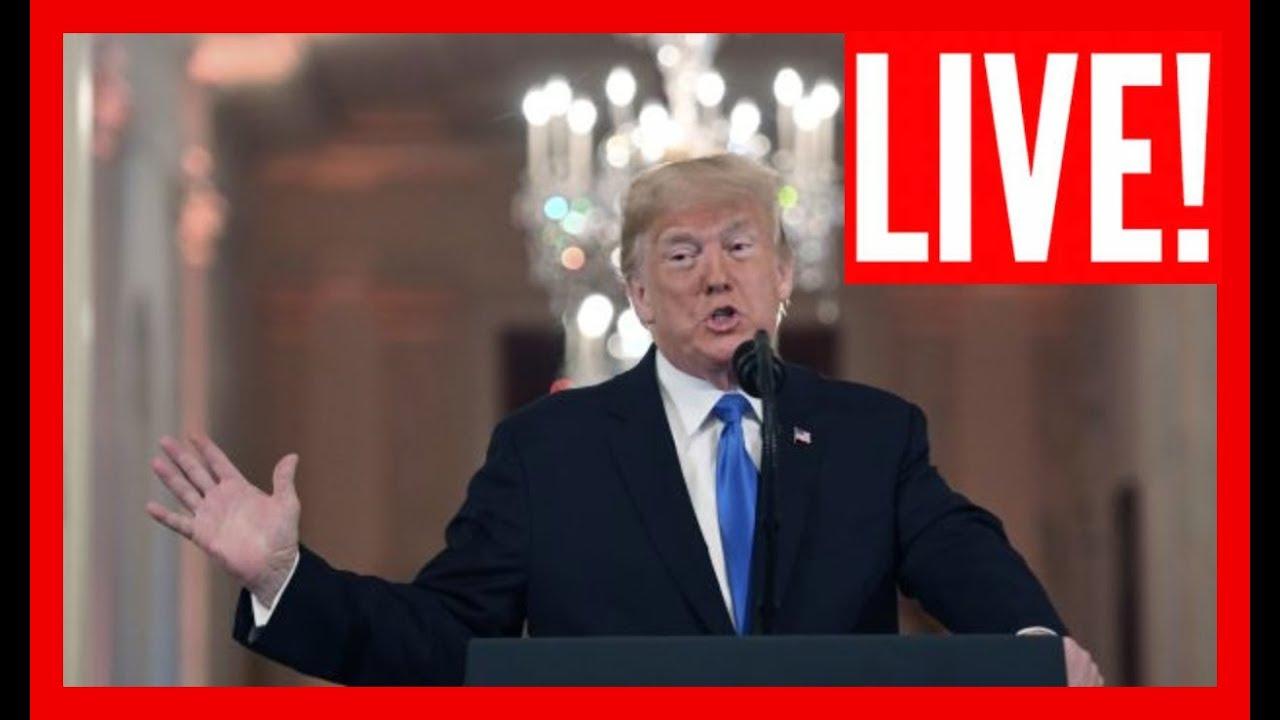 GST LIVE: President Trump URGENT Speech on Federal Judicial Confirmation Milestones