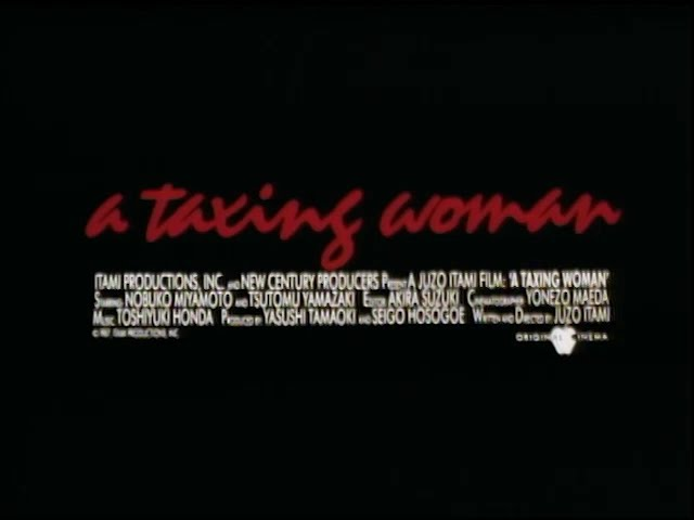 """""""A Taxing Woman"""" - US theatrical trailer (1988)"""