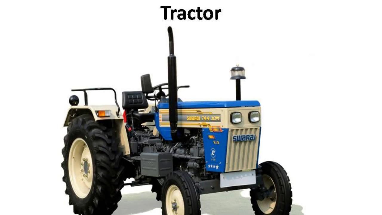 Swaraj 744 XM Track Tractor price Mileage Specifications India [2018]