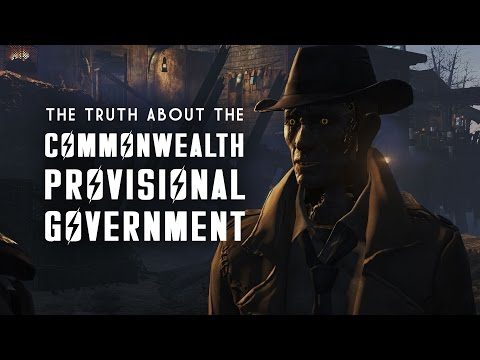 The Truth About the CPG - Commonwealth Provisional Government - Fallout 4 Lore
