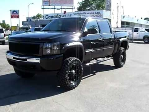 Lifted 2010 Chevrolet Silverado Calgary Ab Used Truck Dealer Fort Mcmurray Edmonton