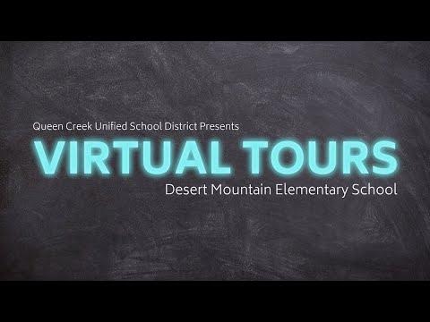 VIRTUAL TOUR: Desert Mountain Elementary School