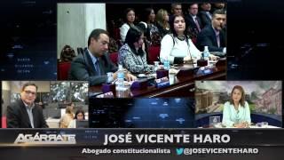 """2/5 J.V HARO: """"EL ERROR DE LA MUD FUE SENTARSE EN LA MESA SIN CONDICIONES"""""""