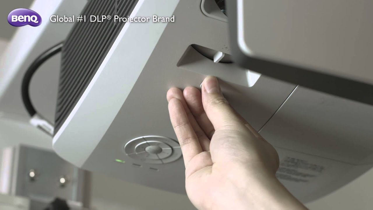 BenQ Education Projector - How to Upgrade to Touch Solution and Dual Screen  Touch Solution