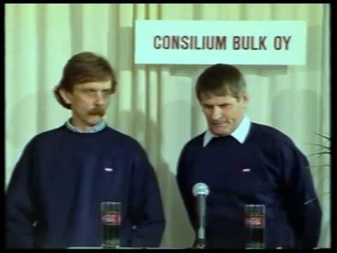 Firma-Visa II-1990 Consilium Bulk Oy-Rauman Kaupunki Westmedia Oy. Rauma-