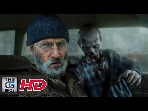 "CGI 3D Animated Trailers: ""OVERKILL'S THE WALKING DEAD: GRANT"" - by Goodbye Kansas"