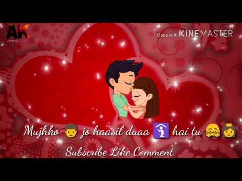 Aa Bhi Ja 👨 Mere 👩Mehermaan 💑 Whatsapp status lovers 👫 😘