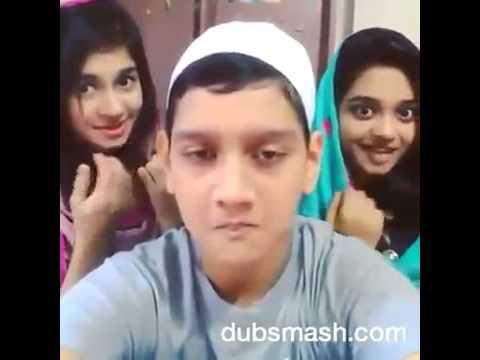 Dubsmash-assalam o alaikum - YouTube