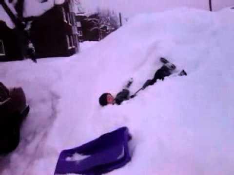 thao i snön