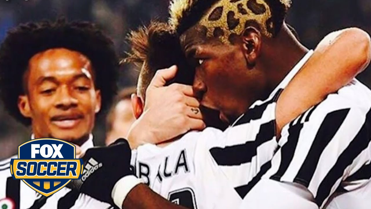 Juventus Star Paul Pogba Rocks Another Wild Hairstyle Inspired By Pokemon