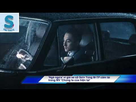 'Ngã ngửa' vì giá xe cổ Sơn Tùng M-TP cầm lái trong MV 'Chúng ta của hiện tại'