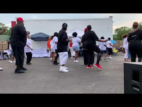 Download The Bruthahood Strut Line Dance
