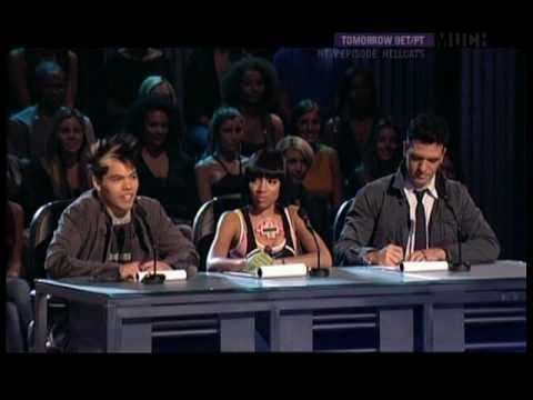 JC Chasez and Dtrix disagreement fight on ABDC 6 Katy