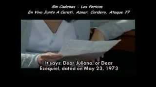 Sin Cadenas - Los Pericos, Gustavo Cerati, Pedro Aznar, Ciro Pertusi y Gustavo Cordera