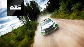 WRC 2 - Neste Rally Finland 2019: Event HIGHLIGHTS