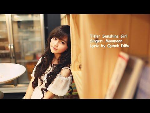 Sunshine Girl - Moumoon [EngVer Lyric Kara]