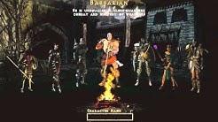 Diablo 2 LoD Charakter Vorstellung