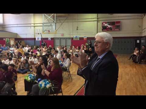 Hoboken Catholic Academy Gets 2017 Blue Ribbon School Designation
