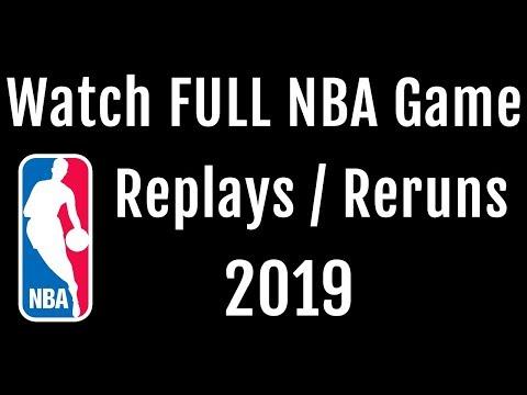 Nba Stream Reddit | Watch NBA Replays 2019
