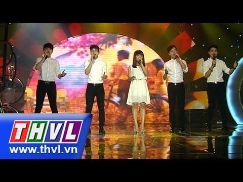 THVL   Tình ca Việt (tập 6) - Tình thời áo trắng: Xe đạp ơi - Thảo My và nhóm Ayor