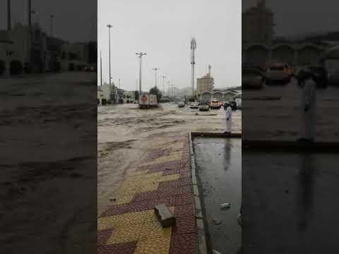 Потоп в Мекке