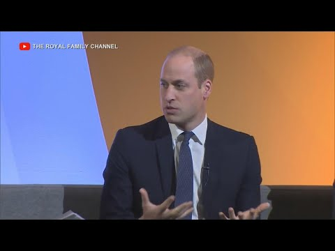 Prince William Gets Candid About His Mental Health