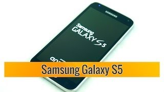 Samsung Galaxy S5 deutsch | Test