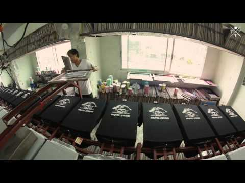 T-shirt Factory Thailand, Screen Printing Thailand, Thai T-shirt Factory, T-shirt Thailand