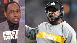 Does Mike Tomlin deserve to be on the hot seat with Steelers? | First Take