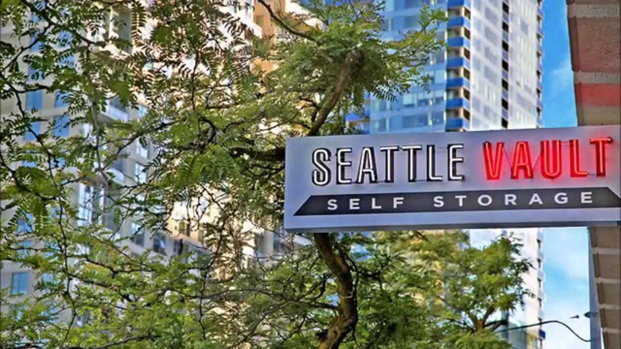 Seattle Vault Self Storage 206 467 5309