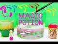 How to Make Bubbling MAGIC POTION Recipe Video For Young Kids!