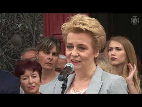 31. Rocznica Wizyty JP2 W Łódź | Urząd Miasta Łodzi | 2018