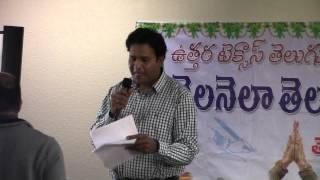 Chandrasekhar Jalasutram about Tilak Amrutham Kurisina Ratri and Sri Sri Mahapastanam at 91st NNTV