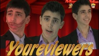 Why the YouReviewers Movie Awards 2013 is MEGA COOL (and Awesometacular)