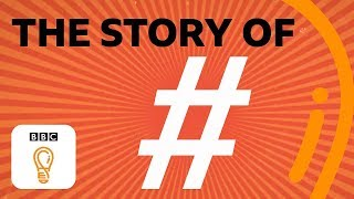 The hashtag… the story of # before Twitter and Instagram | BBC Ideas