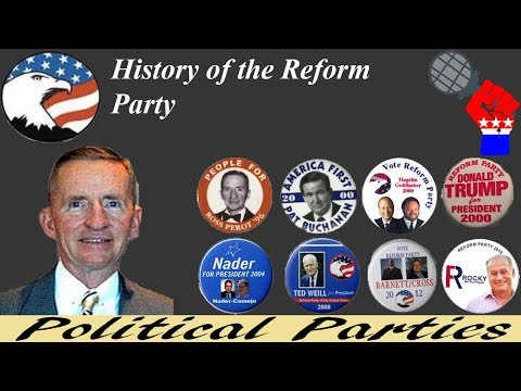 History of the Reform Party