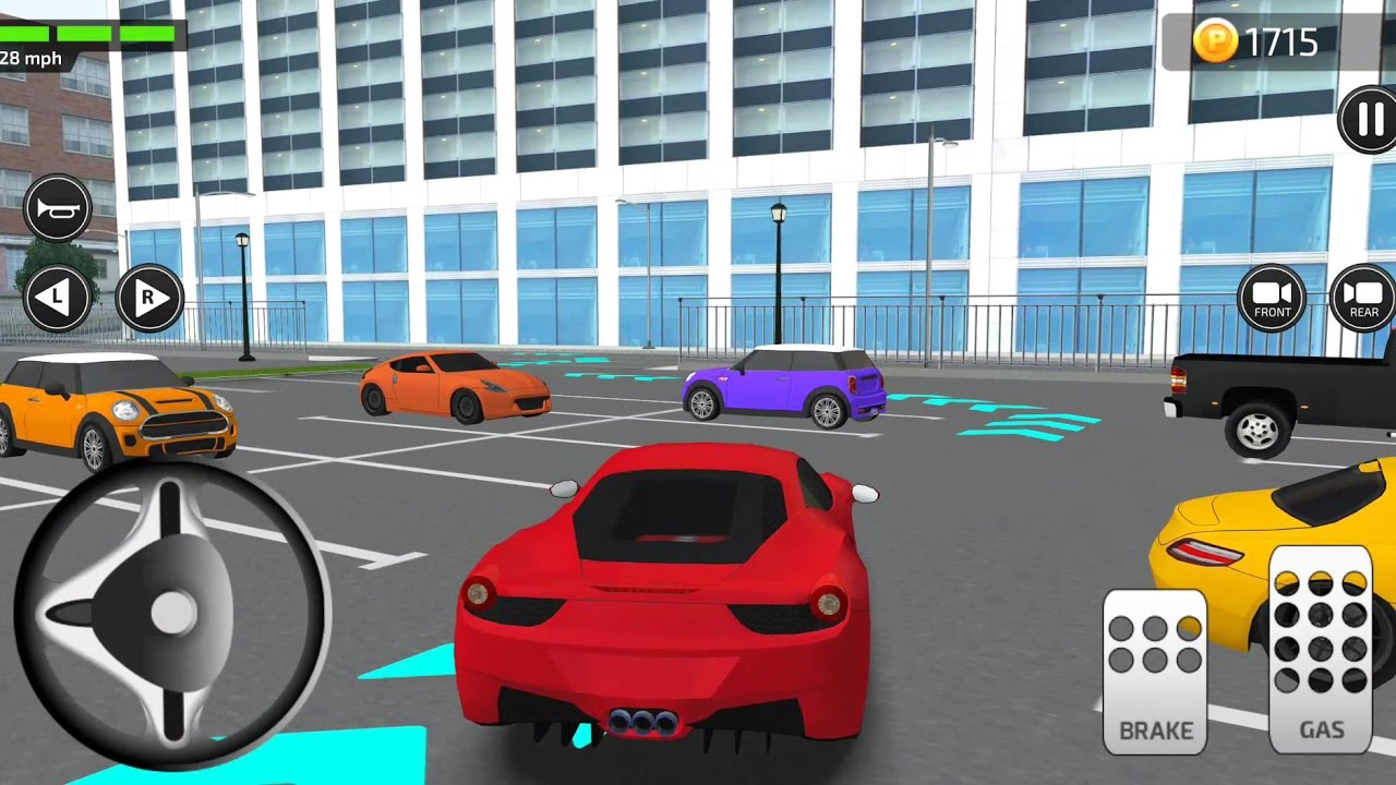 Parking Frenzy 3d Simulator 4 Android Ios Gameplay Youtube