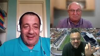 Futebol em Rede Entrevista - Esmeraldo Tarquinio Neto