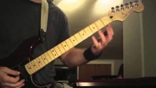 Criminally Insane Rhythm Guitar Lesson