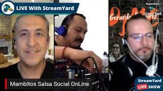 Mambitos Salsa Social on Line