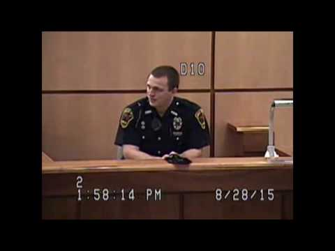 Direct & Cross-Examination Of The Rookie Cop In The 5-min NOT GUILTY VERDICT Courtroom Nuke 3/8
