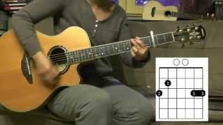 How to play Imagine Dragons Demons ★Tuto Guitare Tab ★